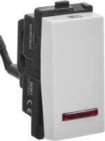 Girish VOX 15 One Way Electrical Switch(Pack of 10 Number of Switches - 1)