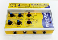 Medi Plus 4CH DELUXE A/C & DC TENS MACHINE Electrotherapy Device(4CH DELUXE MODEL) - Price 2380 81 % Off