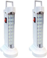 View Black Cat L578-10w 2set Emergency Lights(White) Home Appliances Price Online(Black Cat)