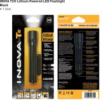 View Inova T2 -Lithium Powered Tactical Torches(Black) Home Appliances Price Online(Inova)