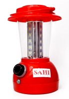 View Sahi Rechargeable Lantern (24 LED Bulb) with charger Emergency Lights Emergency Lights(Red) Home Appliances Price Online(Sahi)