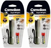 View Camelion 5013 LR6BP (2 Set) Torches(Silver) Home Appliances Price Online(Camelion)