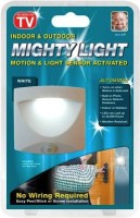 View Eshop Mighty Night Activated LED Lite Wall-mounted Wall-mounted(White) Home Appliances Price Online(Eshop)