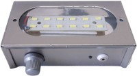 View BLJ Bright White 7 Modes 12 SMD Portable Emergency Lights(Silver) Home Appliances Price Online(BLJ)