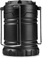 View Trioflextech LED Hand Lamp Collapsible Camping Lantern Emergency Lights(Black) Home Appliances Price Online(Trioflextech)