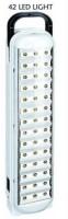 View Gadgetbucket 42 Emergency Lights(White, Black) Home Appliances Price Online(Gadgetbucket)