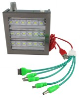 View Digitronn DIGI191516 Emergency Lights(Silver) Home Appliances Price Online(Digitronn)