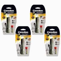 View Camelion 5013 LR6BP (4 Set) Torches(Silver) Home Appliances Price Online(Camelion)