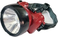 View Tuscan Super Bright Rechargeable LED Head Lamp Torches(Red) Home Appliances Price Online(Tuscan)