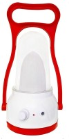 View Sahi rechargeable LED moon Light Emergency Lights(Red, White) Home Appliances Price Online(Sahi)