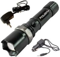 View JM Cree Flashlight Torches(Black) Home Appliances Price Online(JM)