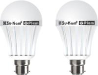 View Su-Kam Fiem Rechargeable LED Bulb Emergency Lights(White) Home Appliances Price Online(Su-kam Fiem)