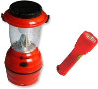 View Aokeman indoor and outdoor Emergency Lights(Red) Home Appliances Price Online(Aokeman)