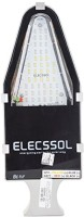 View Elecssol 6 Watt LED Solar Street Light Luminary Solar Lights(Grey) Home Appliances Price Online(Elecssol)