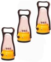 View mobizon LALTERN PACK OF 3 SDL 10 Emergency Lights(Yellow, Black) Home Appliances Price Online(Mobizon)
