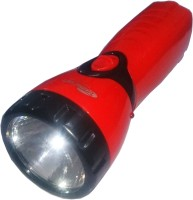 View Tuscan Premium Focus Rechargeable LED Torches(Red) Home Appliances Price Online(Tuscan)