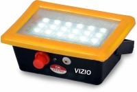 View Vizio EMERGENCY 18 LED SQUARE Emergency Lights(White) Home Appliances Price Online(Vizio)