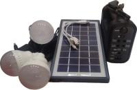 View GDlite GD-8017A Solar Lights(Black) Home Appliances Price Online(GDlite)