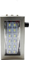 View Vylo 12 smd reflector Emergency Lights(Grey) Home Appliances Price Online(Vylo)