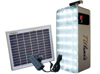 View Technology Uncorked Solar LED Emergency Lights(White) Home Appliances Price Online(Technology Uncorked)