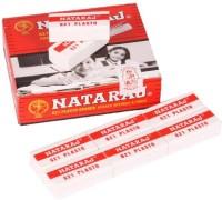 Natraj 621 Non-Toxic Eraser(Set of 5, White)