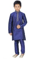 Rajwada Boys Kurta and Pyjama Set