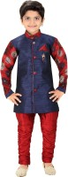 Shree Shubh Boys Kurta and Breeches Set