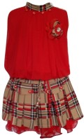 Kid n Kids Girls Top and Skirt Set