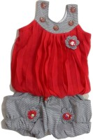 Kid n Kids Girls Shirt & Waistcoat Set