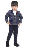 Bad Boys Boys Shirt, Waistcoat and Pant Set