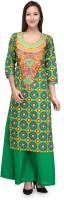 Aujjessa Womens Kurta and Pyjama Set