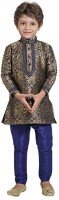 Shree Shubh Boys Kurta and Pyjama Set