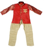 Hey Baby Boys Kurta and Churidar Set