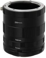 Fotodiox Inc. 10-MCR-NK-Kit Adjustable Macro Extension Tube(Pack of 1)