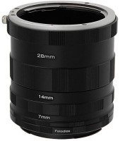Fotodiox 10-MCR-CN-Kit Adjustable Macro Extension Tube(Pack of 1)