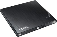View Liteon eBAU108 External DVD Writer(Black) Laptop Accessories Price Online(Liteon)