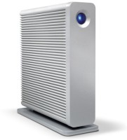 View LaCie D2 Quadra USB 3.0 4 TB External Hard Disk Drive(Grey) Laptop Accessories Price Online(LaCie)