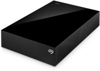 Seagate 5 TB Wired External Hard Disk Drive(Black, Mobile Backup Enabled, External Power Required)