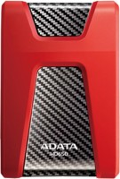Adata HD650 1 TB External Hard Disk Drive(Red)