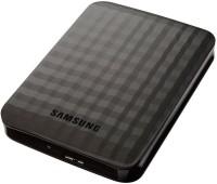 Samsung M3 Portable 500 GB External Hard Drive(Black)