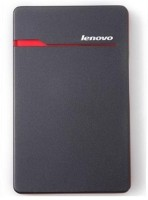 Lenovo 1 TB Wired External Hard Disk Drive(Black)