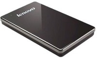 Lenovo HardDisk F309 1 TB Wired External Hard Disk Drive(Black)