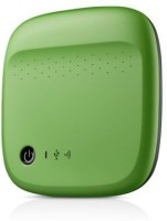 Seagate 500 GB Wireless External Hard Disk Drive(Green)