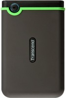 View Transcend StoreJet 25M3 2.5 inch 2 TB External Hard Disk(Black) Laptop Accessories Price Online(Transcend)