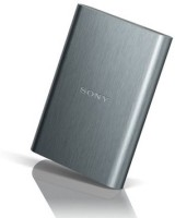 Sony 2 TB External Hard Disk(Silver)