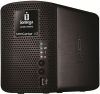 IOmega StorCenter Ix2-200 Network Storage Cloud Edition 2 TB External Hard Disk