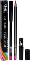 Glam 21 Purple Color Definer Lip & Eye Liner 1.7 g(EY071-10) - Price 99 58 % Off