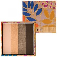 tarte high-performance naturals Beauty & The Box Amazonian Clay Eye Shadow 5.7 g(Quad Just Deserts)