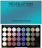 Makeup Revolution Ultra Eyeshadows Mermaids Forever 20 g(Multicolor)