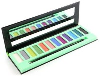 La Girl USA Cometics L Girl Beauty Brick shadow Collection Neon) GES331 3 g(Shadow)